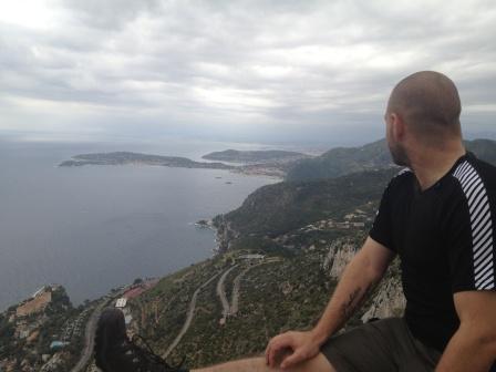 View from Monaco