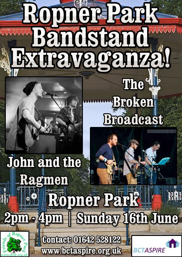 Ropner Park Poster
