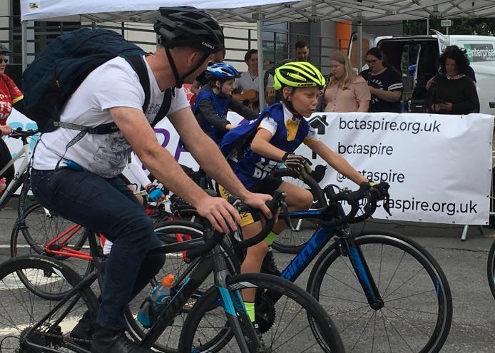 Lets Ride Stockton Event