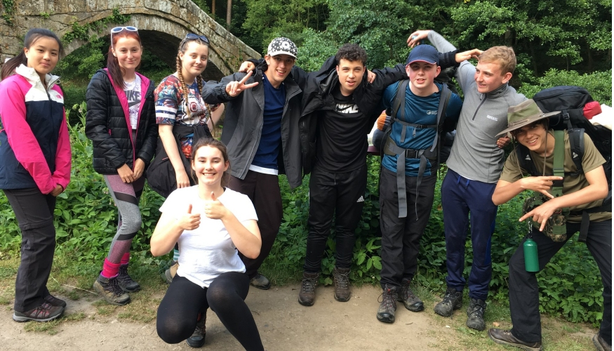 BCT Duke of Edinburgh Silver_July 2019