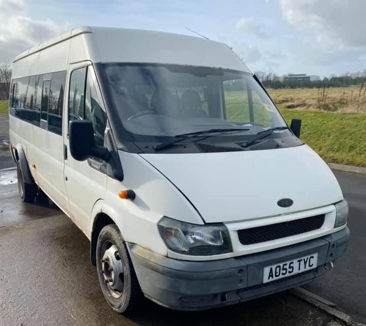 BCT Minibus