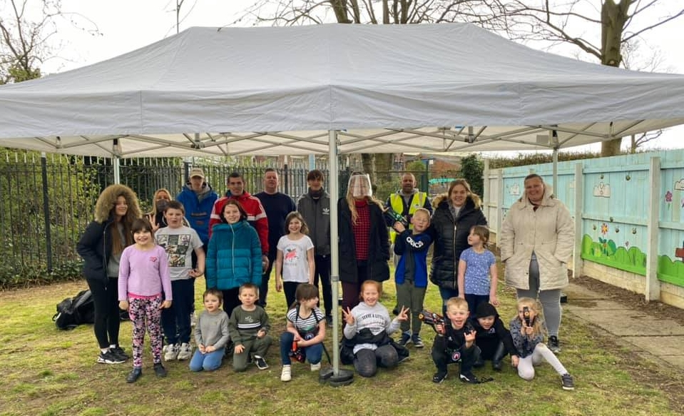 BCT welcomes new families to taster sessions during Easter Half Term