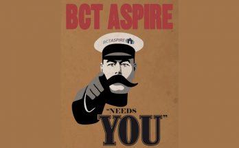 BCT Needs You - Volunteer banner