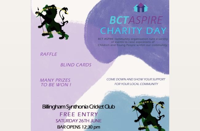 Billingham Synthonia Cricket Club Charity Day