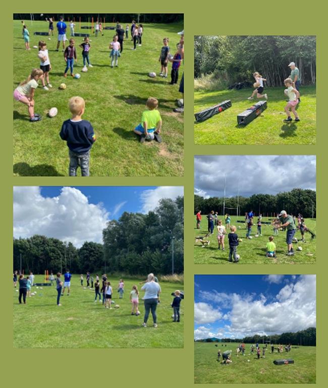 Fun Day 2021 at Billingham Rugby Club