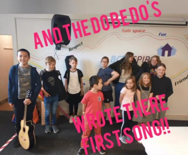 The DoBeDos at BCT Aspire Music Club